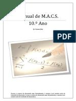 Resumo Macs 10º