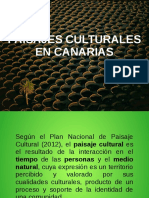 Ejemplos de Paisajes Culturales en Canarias