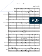 Cordero de Dios - Mejia - Score and Parts