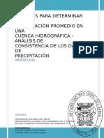 TRABAJO DE INVESTIGACION HIDROLOGIA