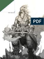 Taesi Artwork Character Design