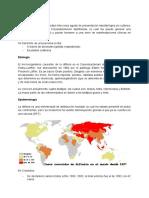 disfteria