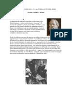 La Dialéctica de Haya vs La Anti Dialécticade Marx