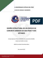 Loa Gustavo Edificio Concreto Armado Seis Pisos Dos Sotanos (1)