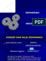 4. Demokrasi Indonesia
