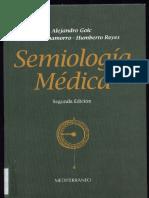Goic - Semiología Médica