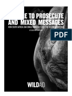 WildAid Rhino Report
