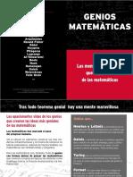 Genios Matematicas Zero