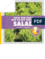 (Community Connections_ How Did That Get to My Table_) Emily J. Dolbear-How Did That Get to My Table_ Salad-Cherry Lake Publishing (2009)