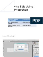 Photoshop Presentation
