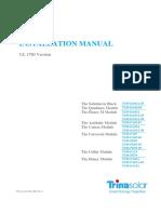 Installation Manual Trina Solar