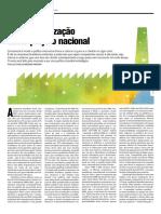 Reindustriação Como Projeto Nacional