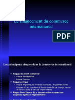 Le Financement Du Commerce International (1)