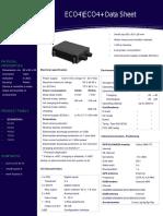 ECO4 Data Sheet