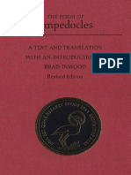 (Phoenix Supplementary Volumes) Brad Inwood-The Poem of Empedocles_ A Text and Translation-University of Toronto Press (2001).pdf