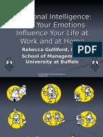 Emotional Intelligence Presentation Ppt