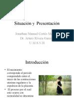 Situación y Presentacion EXPO