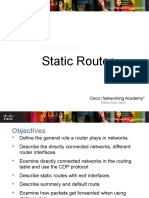 lect 6-static routes