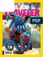 National Geographic Traveler Mexico - Octubre 2016