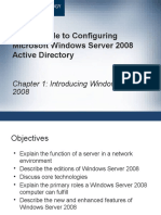 intro to server 2008 ch 1-midterm highlights-rami