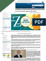 Colégio Pedro II - Geração Z Será Tema Da Aula Magna Do CPII de 2016