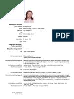 Xhulieta Kertusha CV