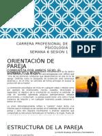 ORIENTACION DE PAREJA