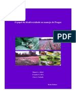 Biodiversidade e Manejo de Pragas