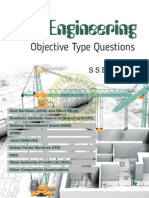 Civil Engineering Objective Type Questions by S.S.bhavikatti Www.civilEnggForAll.com (1)