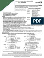 Catalogo leviton dps PK-93699-10-02-0B