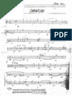 Peter Pan Musical Band Part - Horn