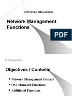 basic network management functions
