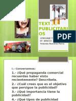 textos publicitarios.ppt