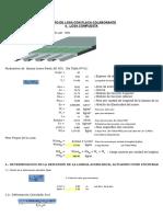 Hoja Cc3a1lculo Placa Colaborante - Ad600