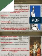 AULA 5 - FILOSOFIA - 1° ANO - SÓCRATES