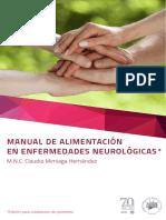 Manual de Alimentacion Para Pacientes Neurologicos
