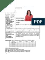 CV-ja e ministrave teknikë të propozuar nga kreu i PD-se, Lulzim Basha