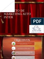 Proyecto de Marketing Auto Inter