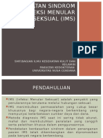 Pendekatan Sindrom Infeksi Menular Seksua (Ims)