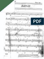 Peter Pan Musical Band Part - Clarinet II