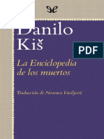 La Enciclopedia de Los Muertos - Danilo Kis