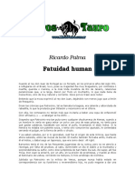 Fatuidad Humana -Ricardo Palma.doc