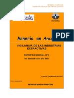 Minería en Ancash