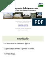 Analisis Economico Macrotuneles Daniel de Leon
