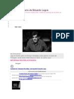 El Mundo Literario de Eduardo Lagos