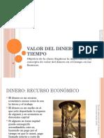 Clase 1_Valor Del Dinero en El Tiempo