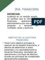 auditoria financiera - 1