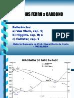 Diagrama Ferro Carbono