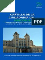 Cartilla Ciudadano Mercosur
