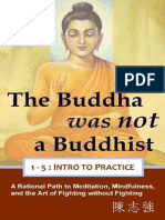 The Buddha Was Not a Buddhist ( - Zhi-qiang Chen